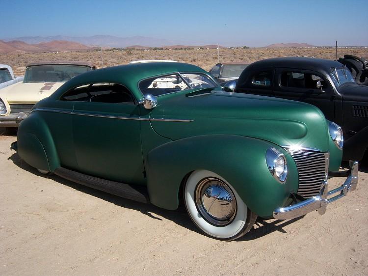 Ford & Mercury 1939 - 40 custom & mild custom Sledge10