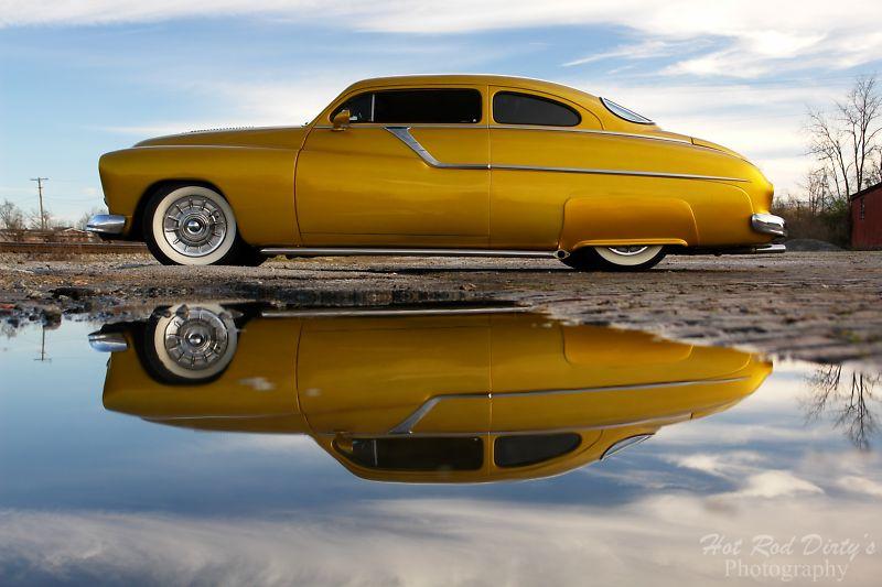 """1949 Mercury - """"GOLD RUSH""""  T2ec1104"""