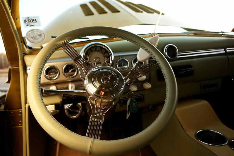 """1949 Mercury - """"GOLD RUSH""""  T2ec1107"""