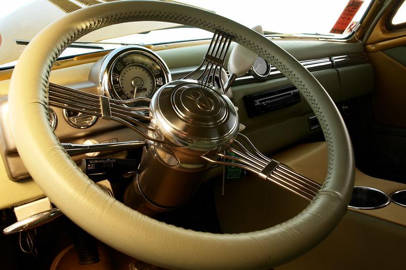 """1949 Mercury - """"GOLD RUSH""""  T2ec1110"""