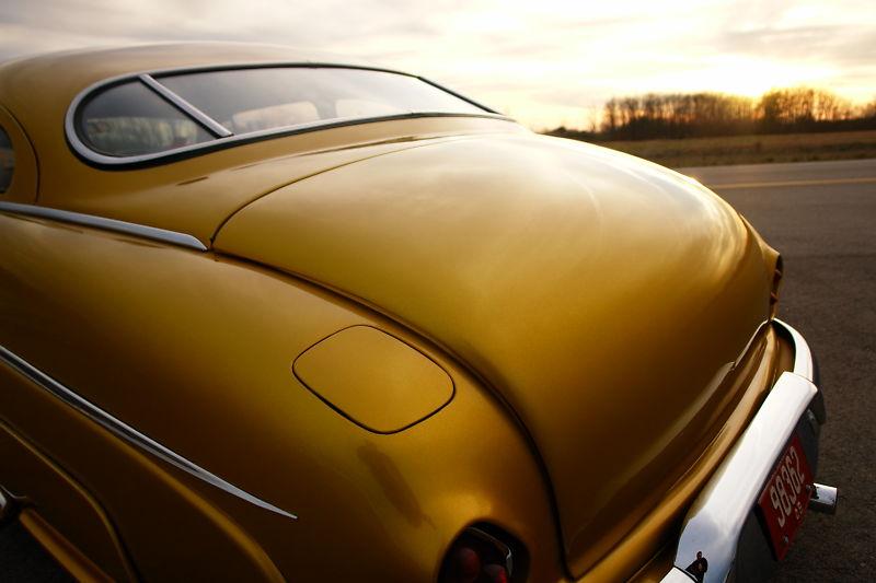 """1949 Mercury - """"GOLD RUSH""""  T2ec1111"""