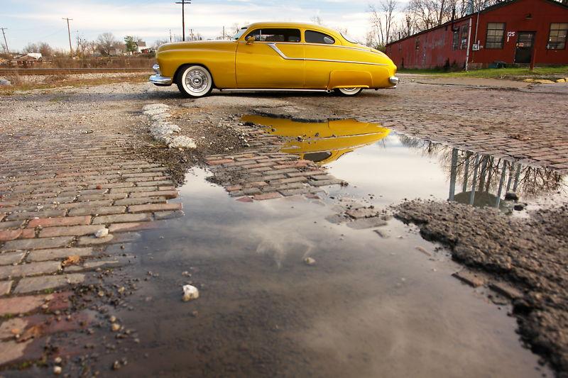"""1949 Mercury - """"GOLD RUSH""""  T2ec1113"""