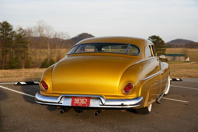 """1949 Mercury - """"GOLD RUSH""""  T2ec1114"""