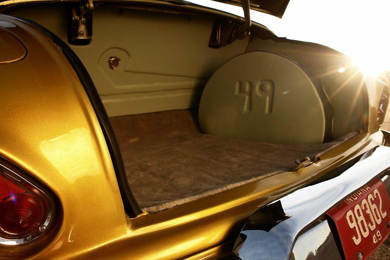 """1949 Mercury - """"GOLD RUSH""""  T2ec1115"""