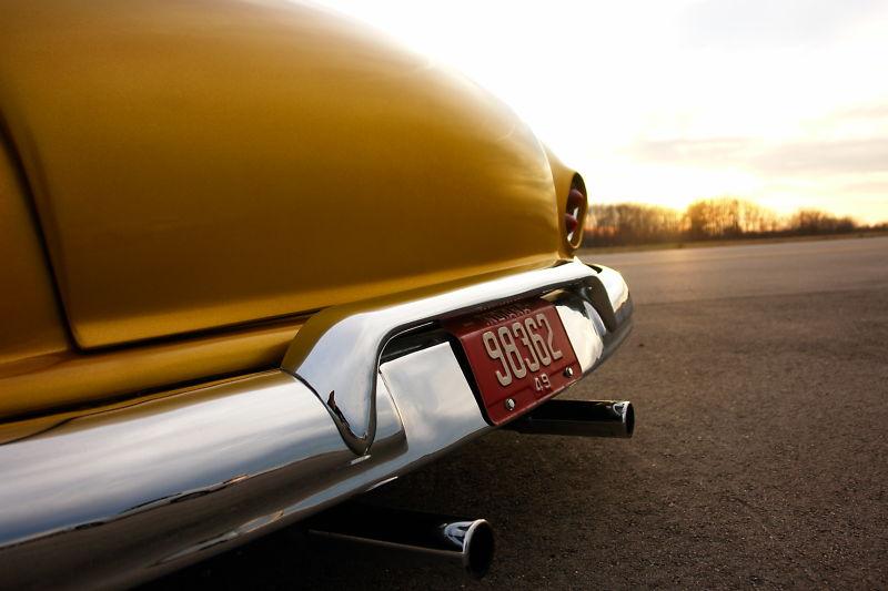 """1949 Mercury - """"GOLD RUSH""""  T2ec1116"""