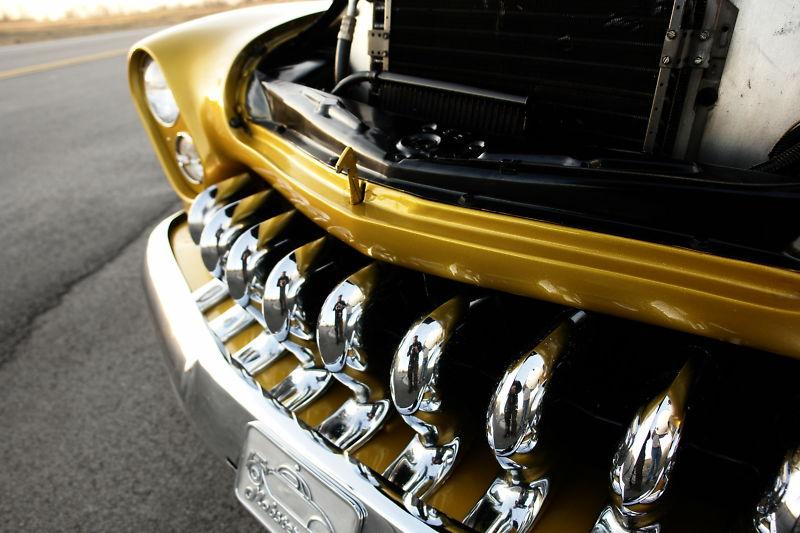 """1949 Mercury - """"GOLD RUSH""""  T2ec1117"""