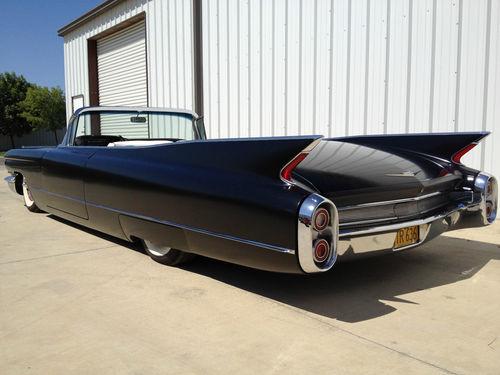 Cadillac 1959 - 1960 custom & mild custom T2ec1118