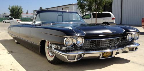 Cadillac 1959 - 1960 custom & mild custom T2ec1119
