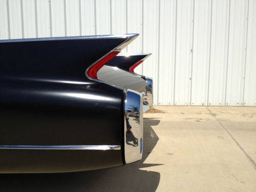 Cadillac 1959 - 1960 custom & mild custom T2ec1121