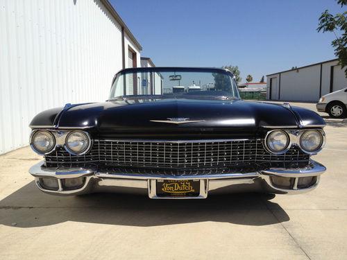 Cadillac 1959 - 1960 custom & mild custom T2ec1122