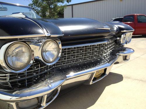 Cadillac 1959 - 1960 custom & mild custom T2ec1123