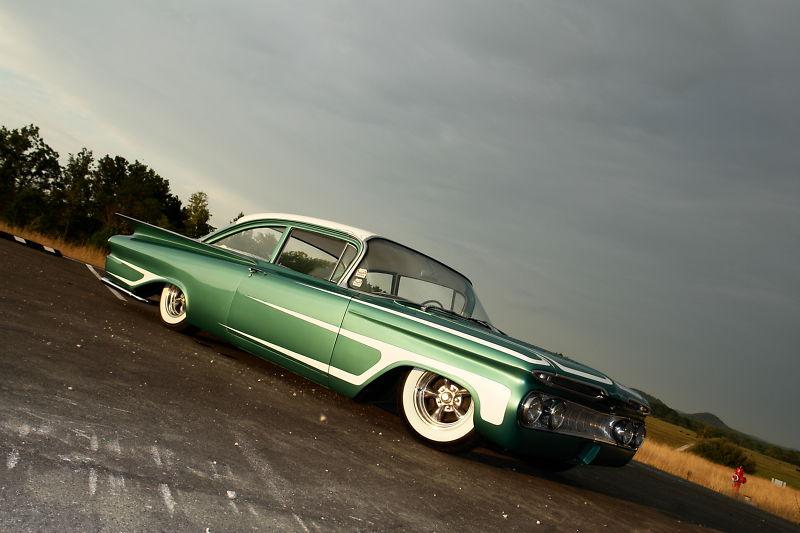 Chevy 1959 kustom & mild custom T2ec1130