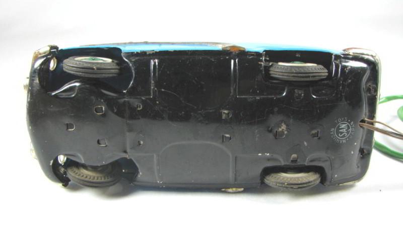 us car -  tôle - Tin Toys -  1950's & 1960's T2ec1614