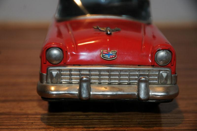 us car -  tôle - Tin Toys -  1950's & 1960's T2ec1621