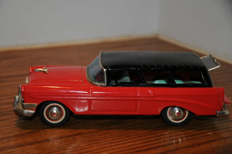us car -  tôle - Tin Toys -  1950's & 1960's T2ec1622