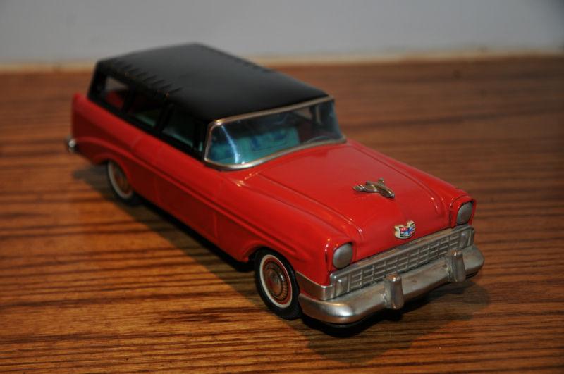 us car -  tôle - Tin Toys -  1950's & 1960's T2ec1623
