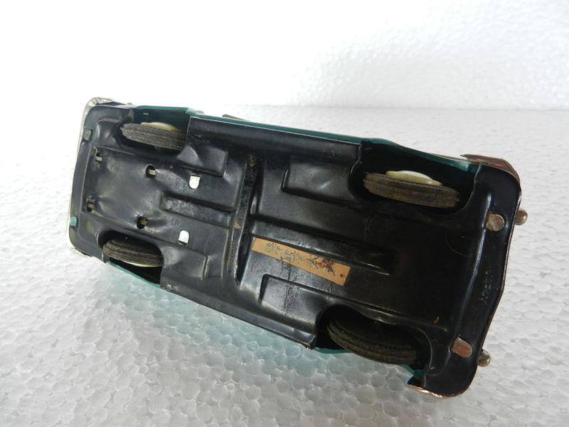 us car -  tôle - Tin Toys -  1950's & 1960's T2ec1625