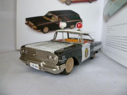 us car -  tôle - Tin Toys -  1950's & 1960's T2ec1629