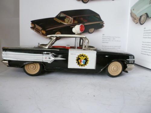 us car -  tôle - Tin Toys -  1950's & 1960's T2ec1630