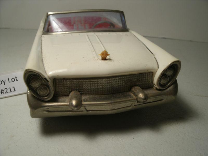 us car -  tôle - Tin Toys -  1950's & 1960's T2ec1633