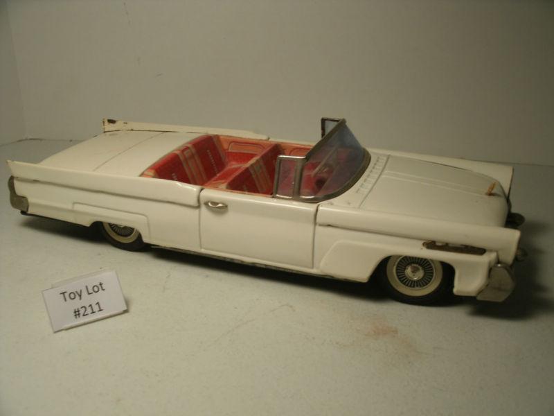 us car -  tôle - Tin Toys -  1950's & 1960's T2ec1634