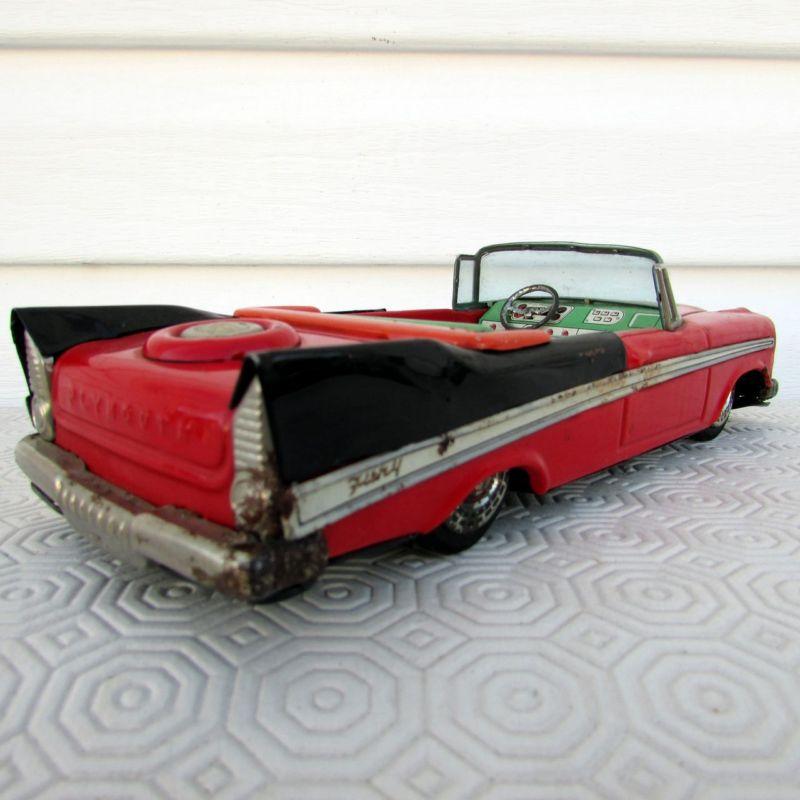 us car -  tôle - Tin Toys -  1950's & 1960's - Page 2 T2ec1636