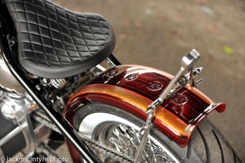 2012 Custom Built Motorcycles Bobber - 120 cc T2ec1659