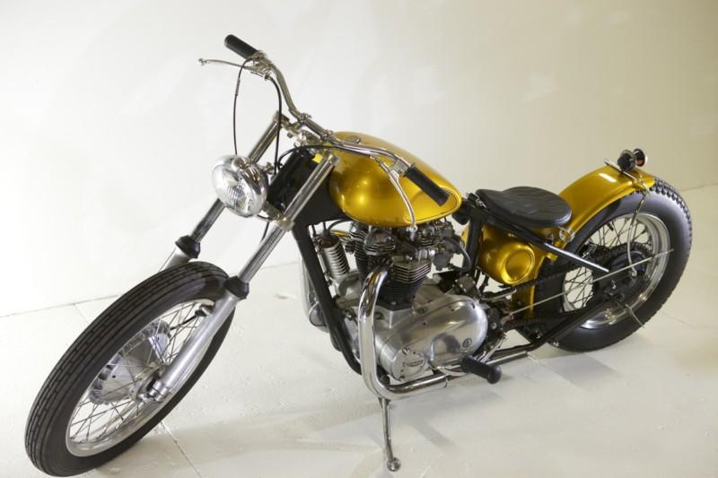 1971 Triumph  Bobber - Shinya Kimura T2ec1670