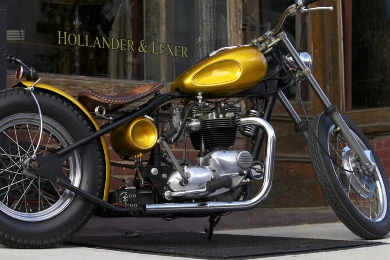 1971 Triumph  Bobber - Shinya Kimura T2ec1671