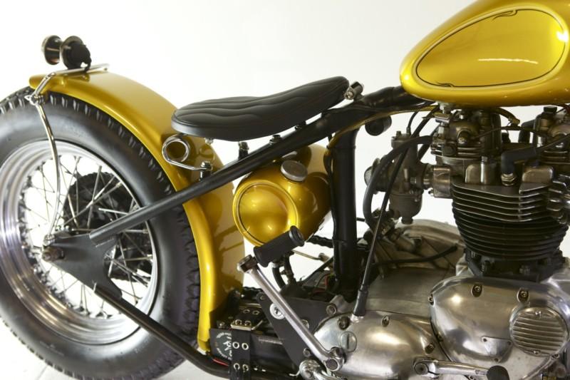1971 Triumph  Bobber - Shinya Kimura T2ec1675
