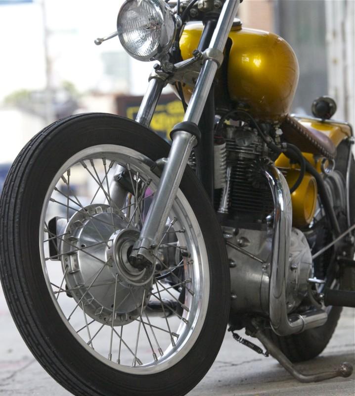 1971 Triumph  Bobber - Shinya Kimura T2ec1681