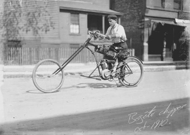 Photo Vintage -vintage pics - Chopper & Bobber The_fi10