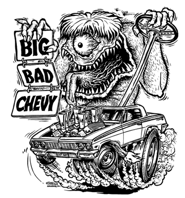 "Ed ""Big Daddy"" Roth  Tumblr10"