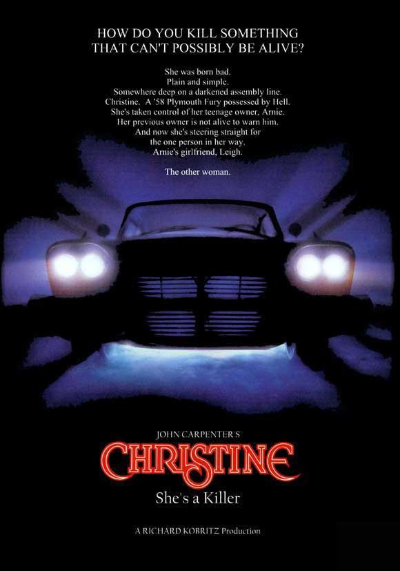 Christine - John Carpenter - 1983 Tumblr34