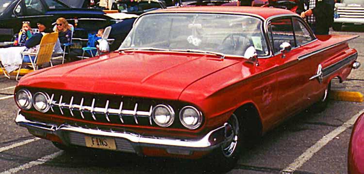 Chevy 1960 custom & mild custom Twin0810