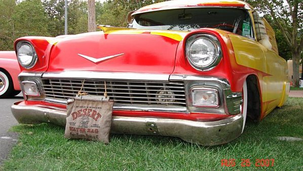 Chevy 1956 custom & mild custom User1316