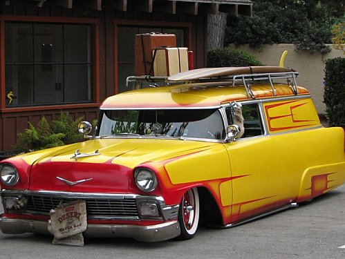 Chevy 1956 custom & mild custom User1317