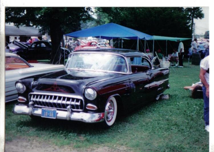Chevy 1955 custom & mild custom User1411