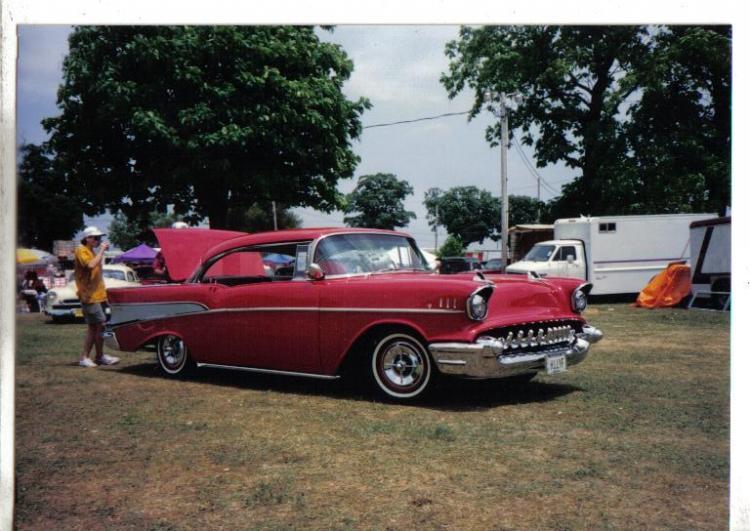 Chevy 1957 custom & mild custom User1412