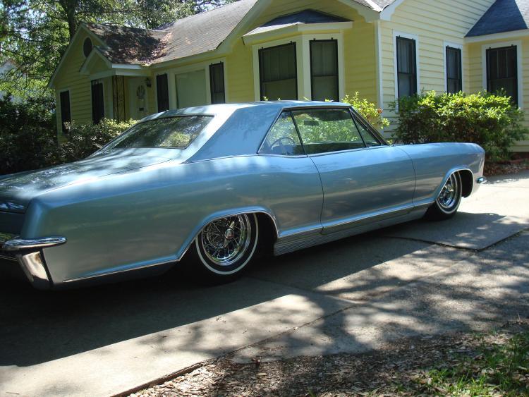Buick Riviera 1963 - 1965 custom & mild custom User2810