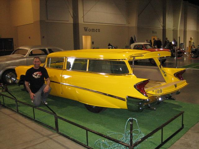 Chevy 1957 custom & mild custom User4510