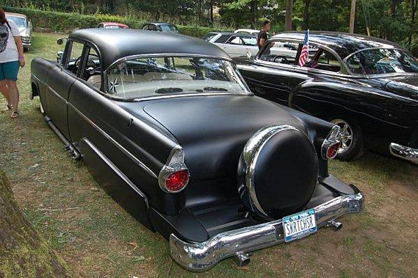Ford 1955 - 1956 custom & mild custom User6913