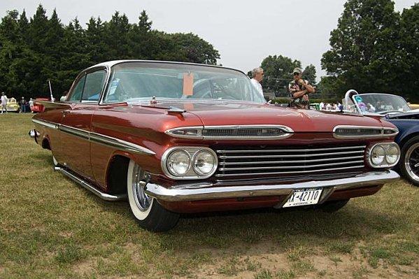 Chevy 1959 kustom & mild custom User6916