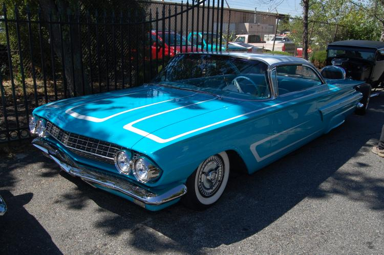 Chevy 1960 custom & mild custom User6917