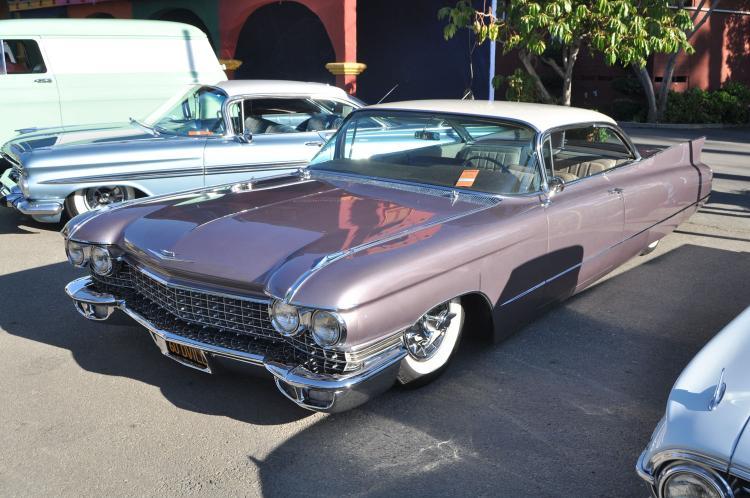 Cadillac 1959 - 1960 custom & mild custom User6918