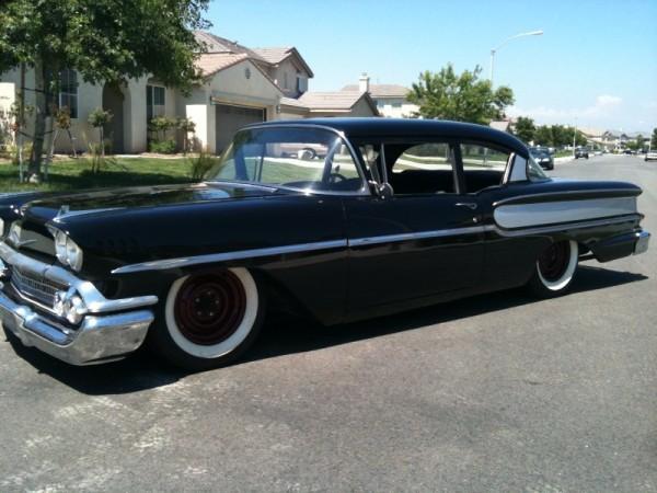 Chevy 1958 custom & mild custom User8810