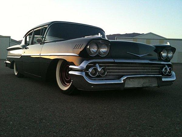Chevy 1958 custom & mild custom User8811