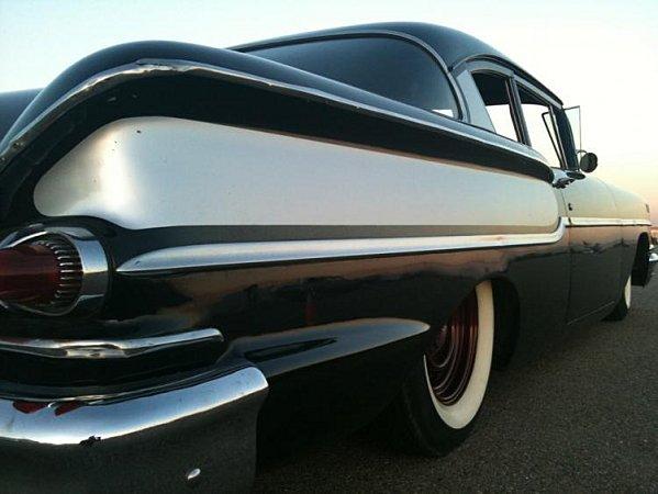 Chevy 1958 custom & mild custom User8812