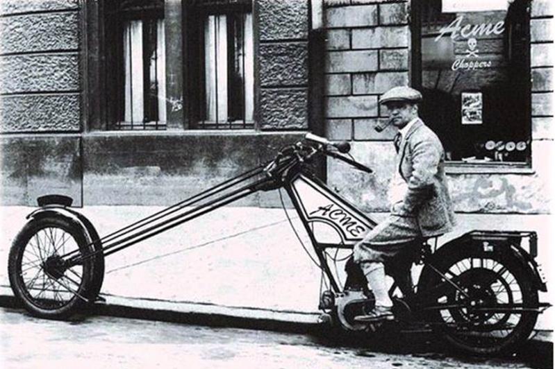 Photo Vintage -vintage pics - Chopper & Bobber Vintag11