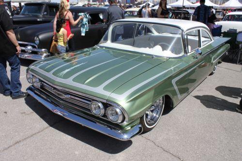 Chevy 1960 custom & mild custom Viva2011
